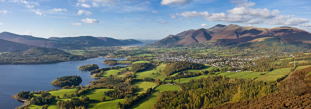 Camping in Britain's National Parks Freedom To Go